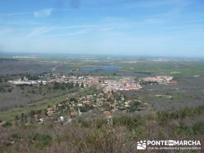 El Puerto del Reventón - San Ildefonso - Rascafria; club senderismo alicante